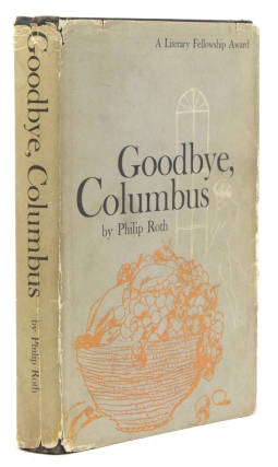 Goodbye, Columbus. And Five Short Stories. Philip Roth