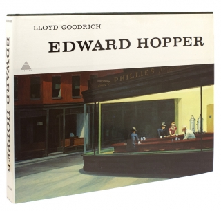Edward Hopper. Edward Hopper, Lloyd Goodrich