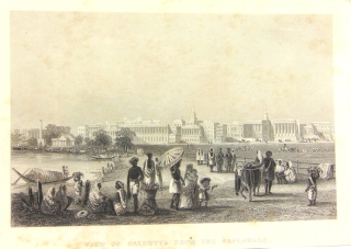 Album of Indian Views without title-page