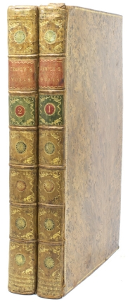 The Works … in two volumes. ... To which is prefix'd Some account of the life and writings of the author. [Edited by Jonathan Swift]]. William Temple.