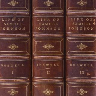 The Life of Samuel Johnson LL.D. Edited by Arnold Glover with an Introduction by Austin Dobson....