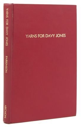 Yarns for Davy Jones. New Zealand, John Parkinson, Jr