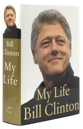 My Life. Bill Clinton.