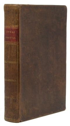 An Account of the Life and Writings of James Beattie, LL.D. ...Including Many of His Original...