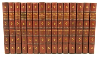 Collection of Early Editions including Tales of My Landlord, Fourth Edition 1818. Sir Walter Scott