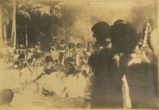 [Fiji Fire Ceremony]