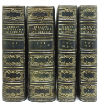 A Bibliographical Antiquarian and Picturesque Tour in France. T. F. Dibdin