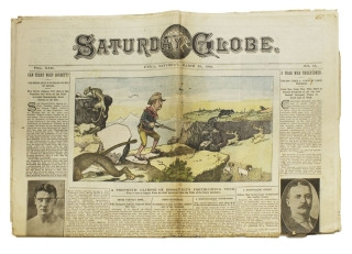 Saturday Globe. Vol. XXII. No. 45