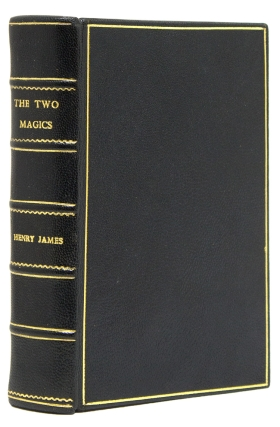 The Two Magics. The Turn of the Screw, Covering End. Henry James