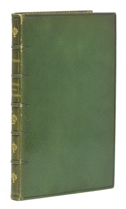Poems: Containing the Retrospect, Odes, Elegies, Sonnets, &c. Robert Southey, Robert Lovell.