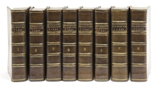 The Works of Shakespear. In Eight Volumes. Collated and Corrected by the Former Editions, by Mr....