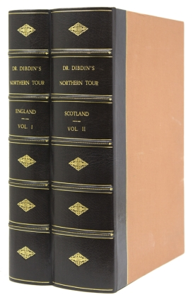 A Bibliographical Antiquarian and Picturesque Tour in the Northern Counties of England and in Scotland