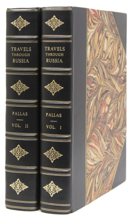 Travels through the Southern Provinces of the Russian Empire in the years 1793 and 1794. Translated from the German of P.S. Pallas Counsellor of State to His Imperial Majesty of all the Russias. Peter Simon Pallas.
