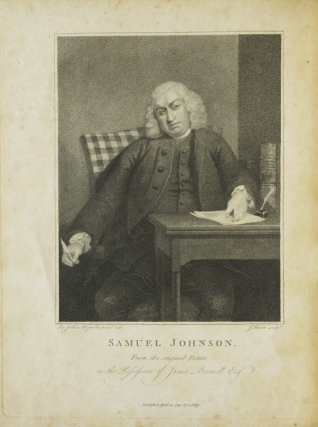 The Life of Samuel Johnson, LL.D.…in Two Volumes