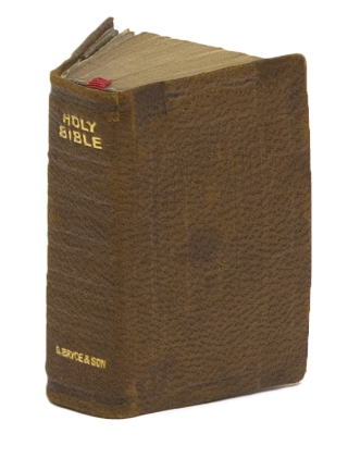 The Holy Bible, containing the Old and New Testaments: translated out of the original tongues and with the former translations diligently compared and revised, by His Majesty's special command. Miniature Bible.