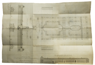A Proposal for Making an Effectual Provision for the Poor, for Amending Their Morals, and for Rendering Them Useful Members of the Society. To Which is Added, a Plan of the Buildings Proposed, With Proper Elevations. Drawn by an Eminent Hand