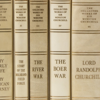 The Collected Works of. Winston Churchill