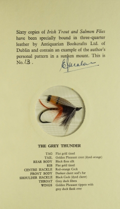 Irish Trout and Salmon Flies