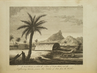 A Journal of a Voyage to the South Seas, in His Majesty's Ship, The Endeavour. Faithfully transcribed from the papers of the late Sydney Parkinson, Draughtsman to Joseph Banks, Esq. on his late expedition with Dr. Solander, round the World. Embellished with views and designs, delineated by the Author, and engraved by capital artists