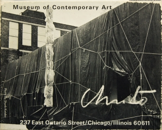 Wrapped. Christo, Christo Javacheff