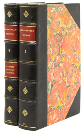 The Parliamentary Register; or, History of the Proceedings and Debates of the House of Commons...