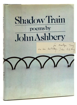 Shadow Train. John Ashberry.