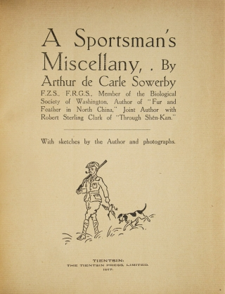 A Sportsman's Miscellany