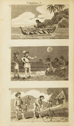 Scenes in America, for the Amusement and Instruction of Little Tarry-at-Home Travellers