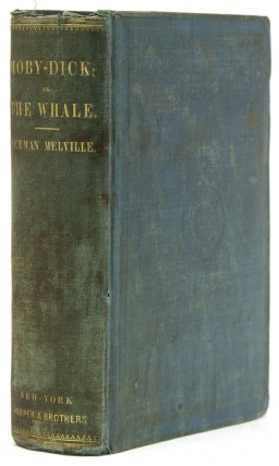 Moby-Dick; or, the Whale. Herman Melville.