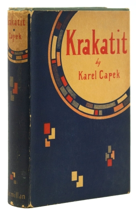 Krakatit. Translated by Lawrence Hyde. Karel Čapek.