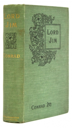 Lord Jim. Joseph Conrad.