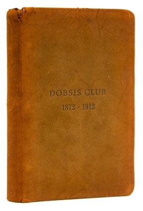 Dobsis Club. Maine