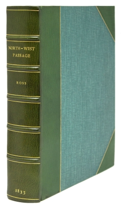Narrative of a Second Voyage in Search of a North-West Passage and of a Residence in the Arctic...