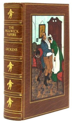 The Posthumous Papers of the Pickwick Club. Bindings, Charles Dickens