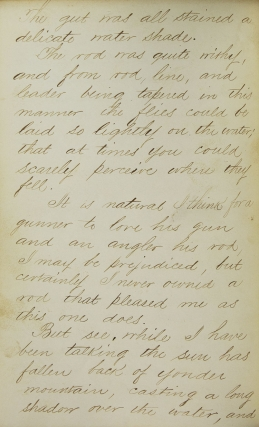 [Manuscript title: The Journal of the Ten Mile Cabin Party] [and:] [Wyoming] [and:] [Our Summer Trip, 1871]