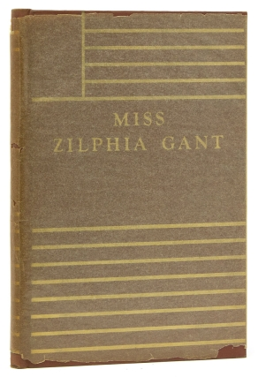 Miss Zilphia Gant. Preface by Henry Smith