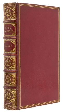Life in Paris; comprising the Rambles, Sprees and Amours of Dick Wildfire, of Corinthian...
