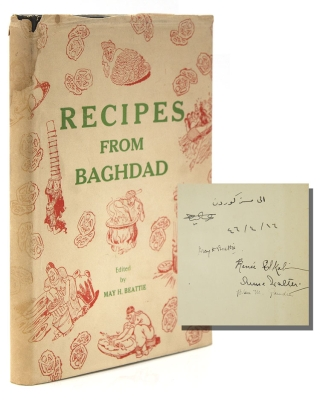 "Autograph Letter, signed (""May""), to Helen [Gaudin], from Baghdad, dated 2 May 1946...."