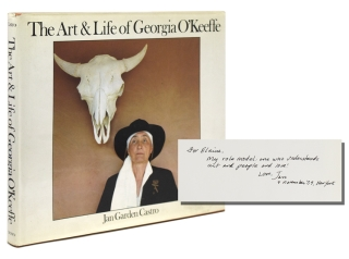 The Art & Life of Georgia O'Keeffe. Jan Garden Castro