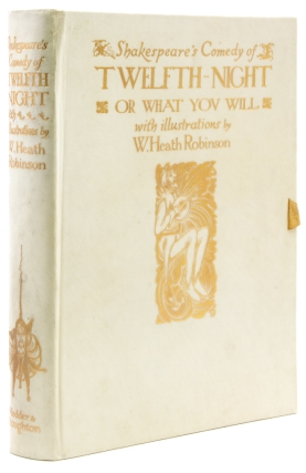 Shakespeare's Comedy of Twelfth Night, or What You Will