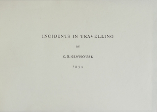 Incidents in Travelling