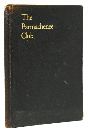 The Parmachenee Club. Certificate of Incorporation. Constitution, By-laws and Rules