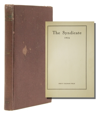 The Syndicate. Percy Coleman Field