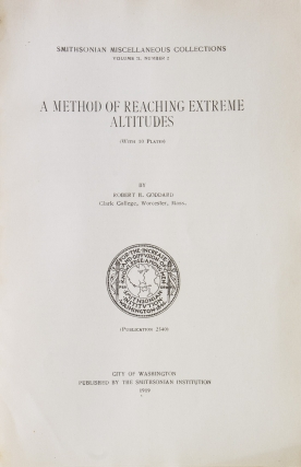 A Method of Reaching Extreme Altitudes