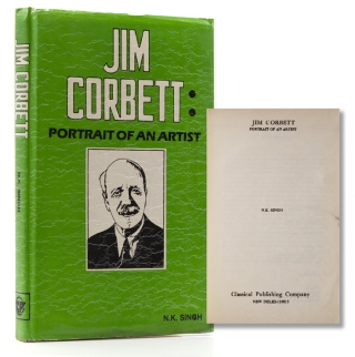 Jim Corbett. Portrait of an Artist