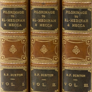 Personal Narrative of a Pilgrimage to El Medinah and Meccah. Richard F. Burton