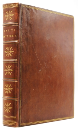A Voyage to Abyssinia, and Travels into the Interior of that Country, Executed in the Years 1809 and 1810