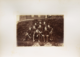 Amherst College. Class of 1874