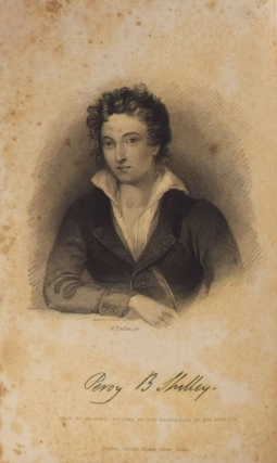 The Poetical Works of Percy Bysshe Shelley. Edited by Mrs. Shelley