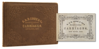 G. & D. Cook & Co.'s Descriptive Catalogue of Carriages, New Haven, Conn. Carriages